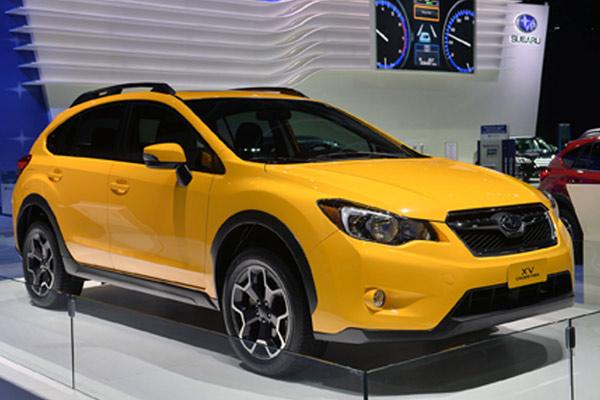 Subaru Crosstrek XV