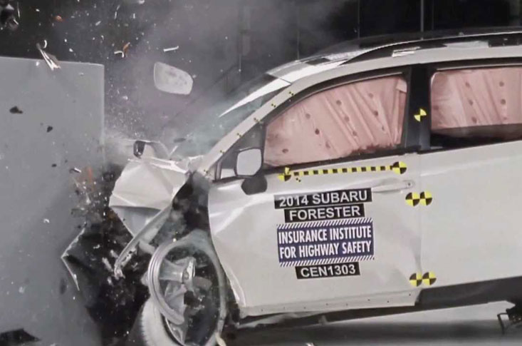 Subaru Safety-Test