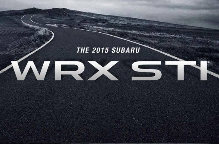 2015 WRX STI