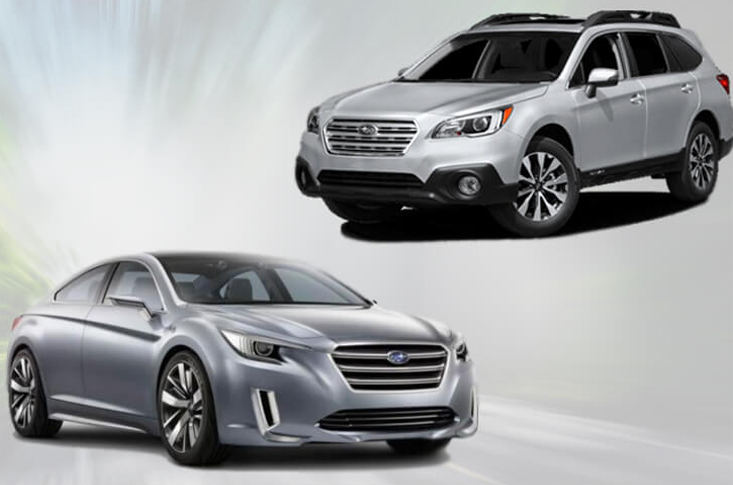 Subaru Outback and Legacy for 2017