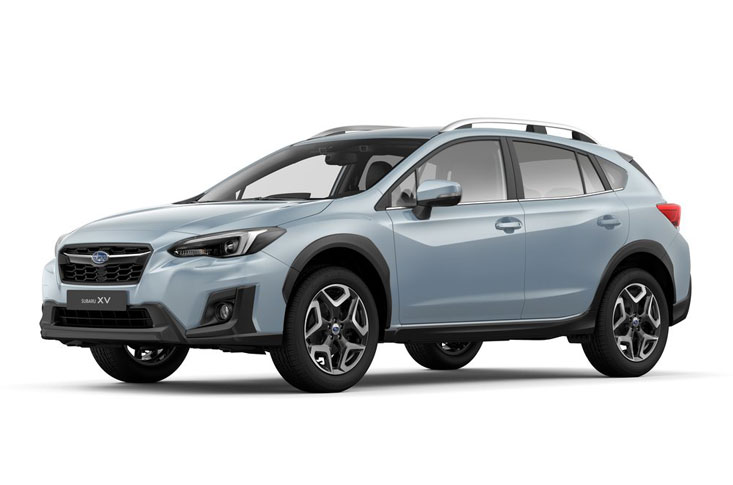 in crossover small suv 39 s subaru xv is prominent due to its design subaru engines and gearboxes. Black Bedroom Furniture Sets. Home Design Ideas